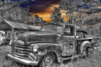 Truck-SunRise HDR 27 - Version 2